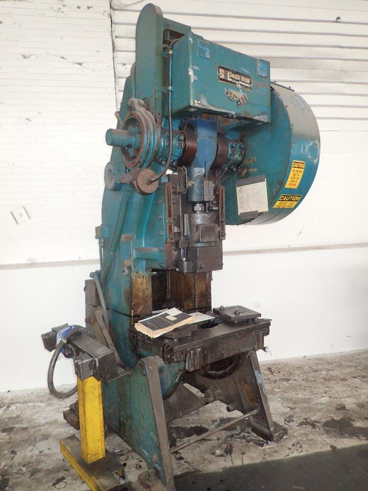 used south bend obi press hgr industrial surplus rh hgrinc com Tandem Press Line Transfer Press