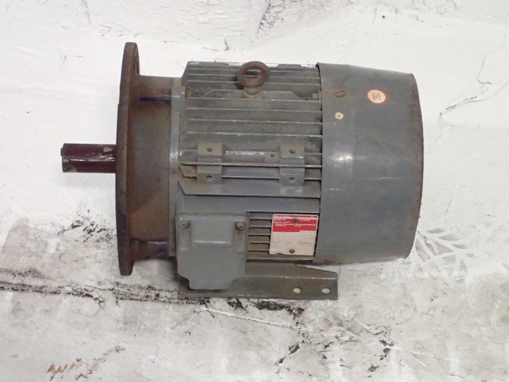 Used brook crompton parkinson motors motor hgr for Furnace brook motors inventory
