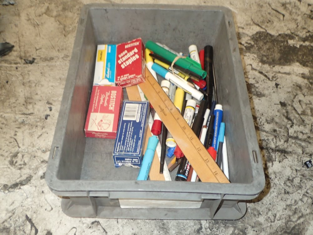 used office supplies hgr industrial surplus