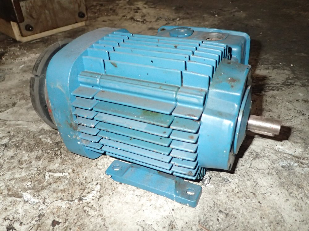 Used Demag Motor Hgr Industrial Surplus