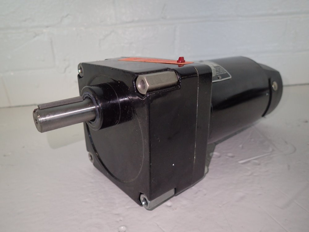 Used Bodine Electric Co Gearmotor Hgr Industrial Surplus