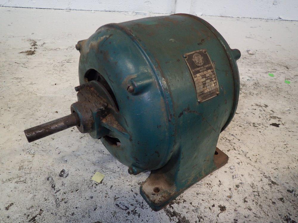 Used Wagner Motor Hgr Industrial Surplus