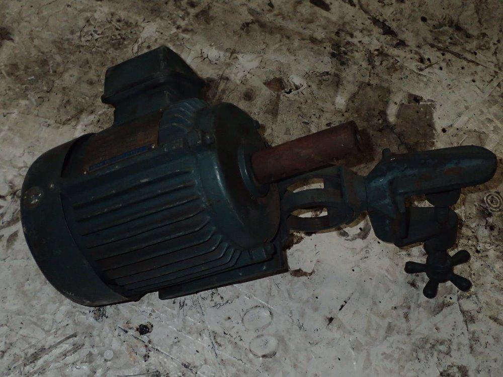 Used Tatung Motor Hgr Industrial Surplus