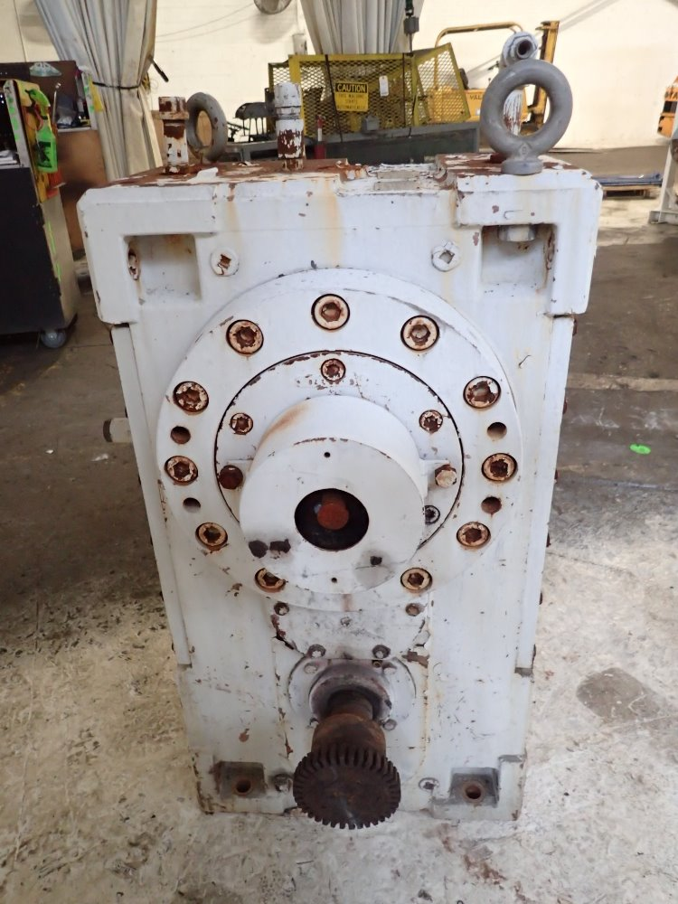 Used Flender Gear Reducer Hgr Industrial Surplus