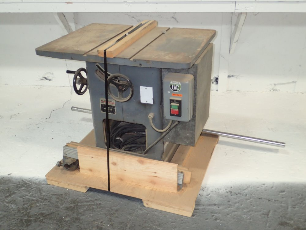 Delta rockwell 34 450 table saw 10 39 39 09160070002 ebay for 10 inch delta table saw