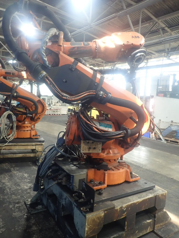 Used Robots Equipment For Sale | HGR Industrial Surplus