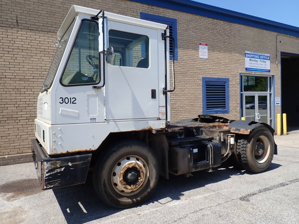 terminal tractor trucking