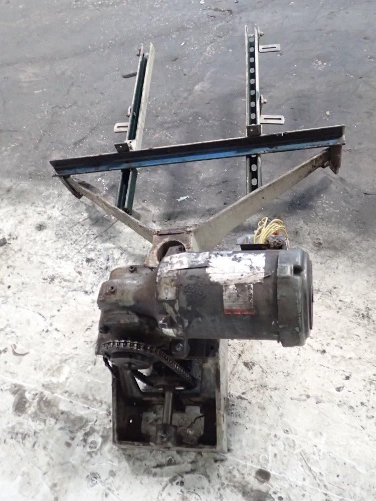 Used Us Motors Gear Drive W Mount Hgr Industrial Surplus