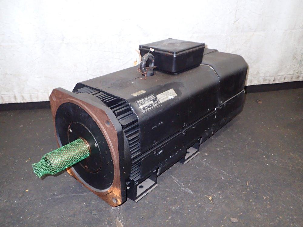 Used Indramat Servo Motor Hgr Industrial Surplus