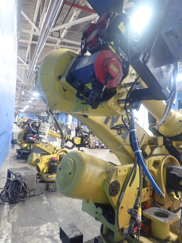 Fanuc Robot at HGR