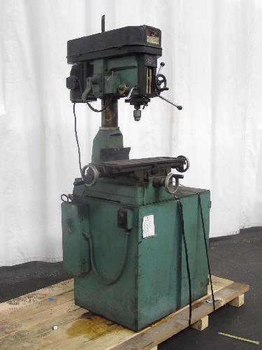 Rong Fu Rf 30 Milling Drilling Machine Ebay