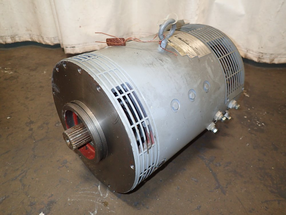 Used General Electric Forklift Motor Hgr Industrial Surplus
