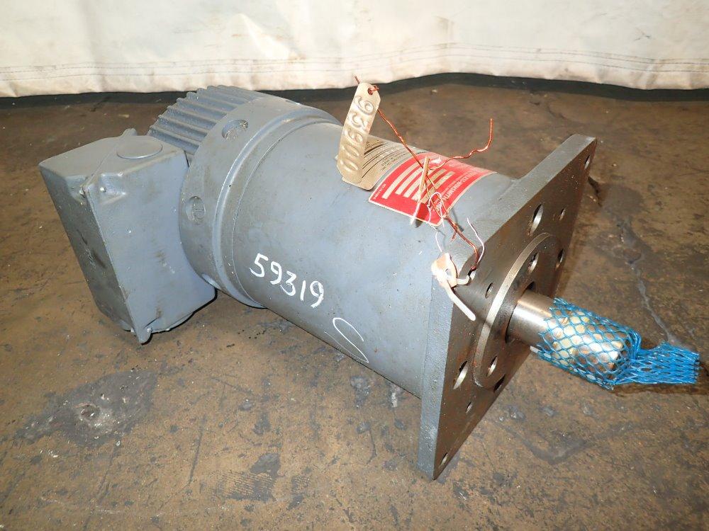 Used Peerless Electric Servo Motor Hgr Industrial Surplus