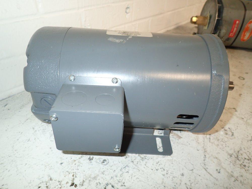 Used Dc Motor Hgr Industrial Surplus