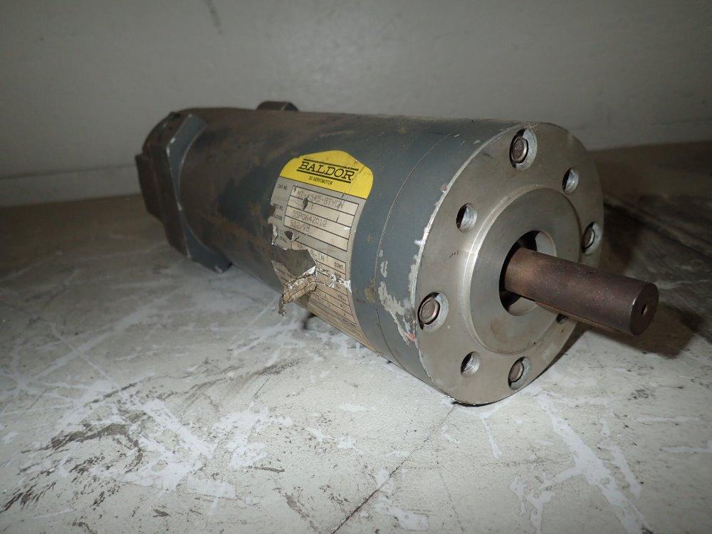 Used Baldor Dc Servo Motor Hgr Industrial Surplus