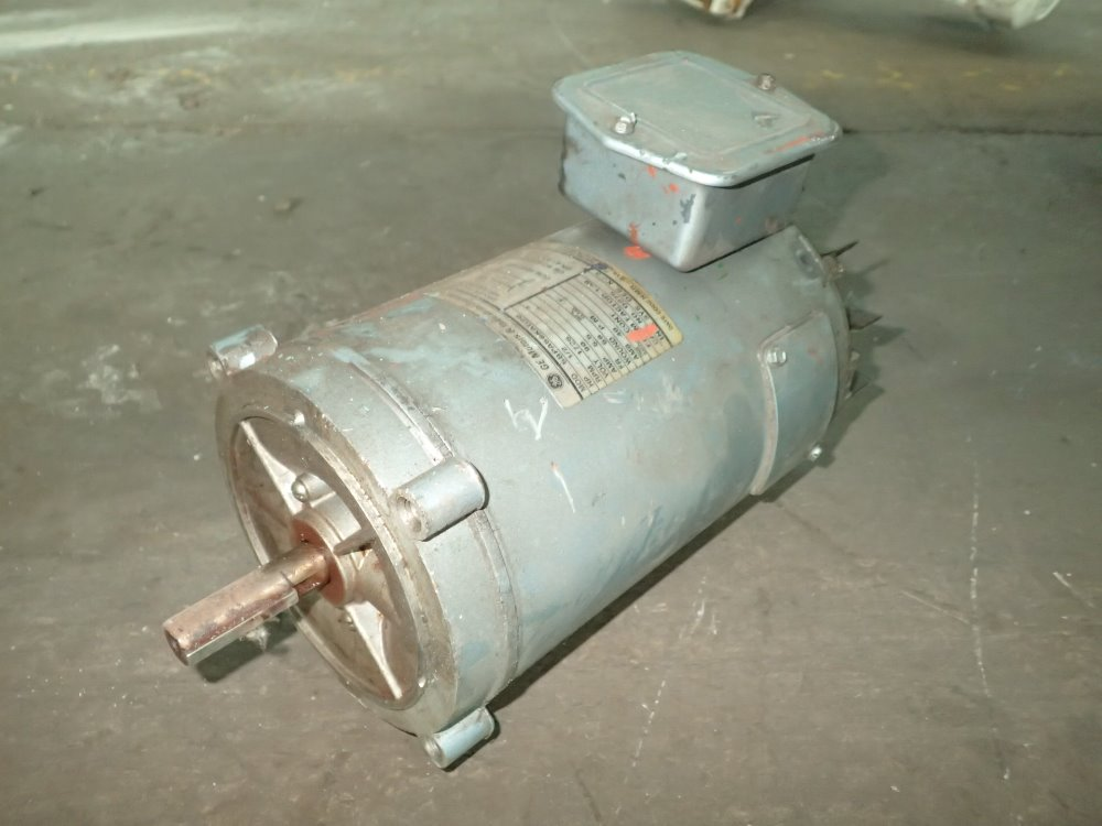 Used general electric dc motor hgr industrial surplus for General electric dc motors