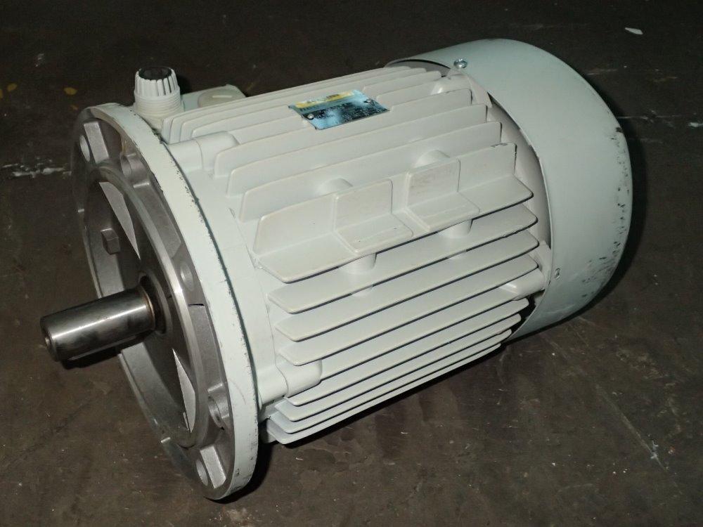 Used Hega Motor Hgr Industrial Surplus