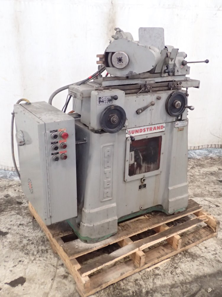 sundstrand machine tool