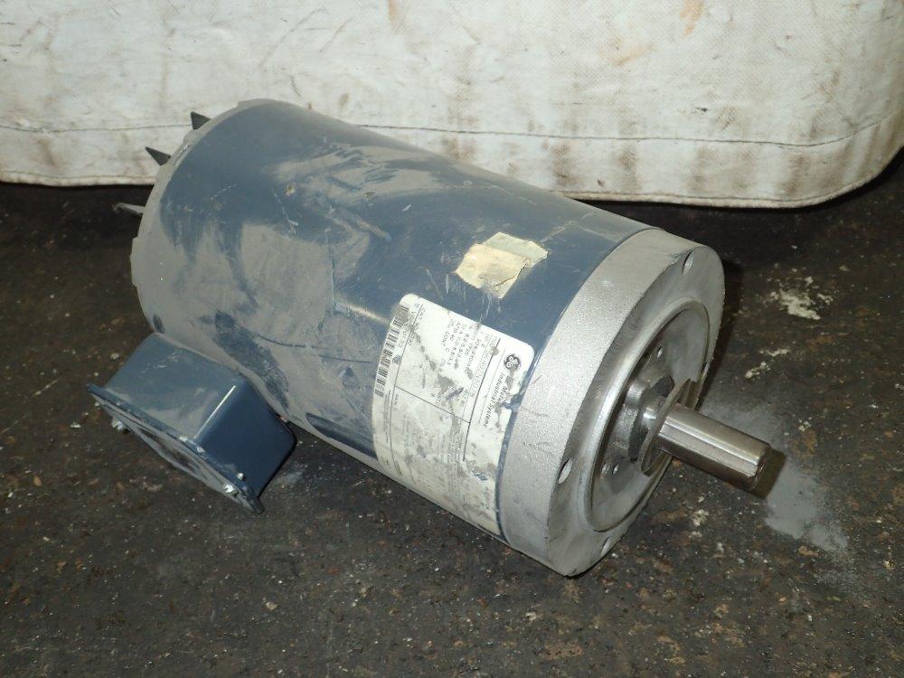 Used General Electric Motor Hgr Industrial Surplus