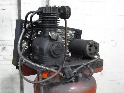 ITW / DEVILBISS PAPV-5051 AIR COMPRESSOR 5 HP | eBay