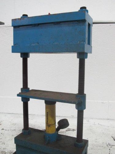 Enerpac Rc106 Hydraulic H Frame Press 11151810053 Ebay