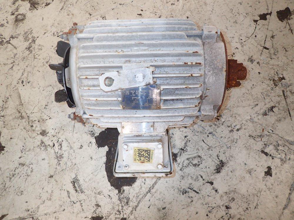 Used Teco Westinghouse Motor Hgr Industrial Surplus