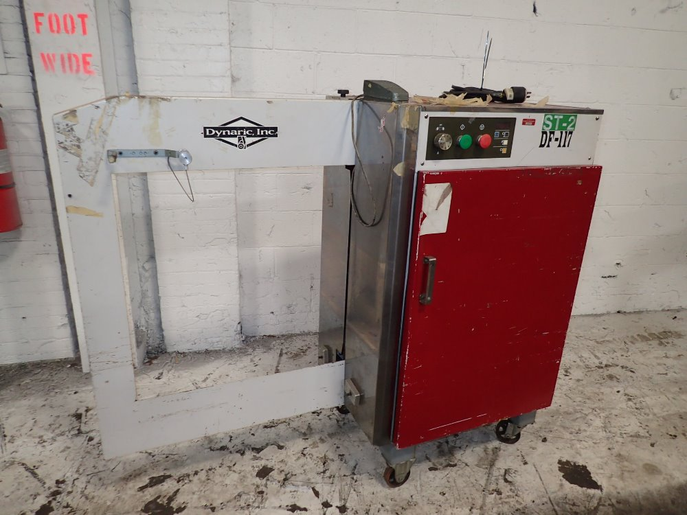 used banding machine