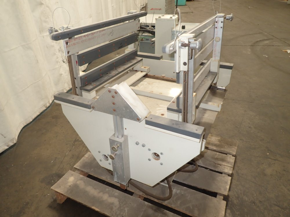 Used Hydraulic Lift Tables : Used hydraulic lift table hgr industrial surplus