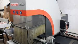 3-axis Cnc Profile Machining Center