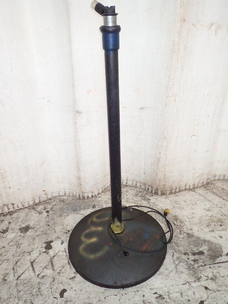 Pedestal Fan Base : Used pedestal fan base hgr industrial surplus
