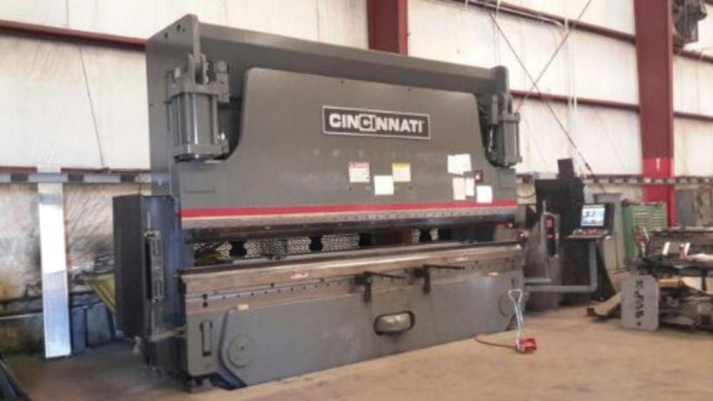 Details about CINCINNATI 230PF-14 PROFORM CNC HYDRAULIC PRESS BRAKE 230 TON  12180080001